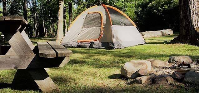 Cherry Hill Campground | Darien Lake Camping for Tents and Rvs